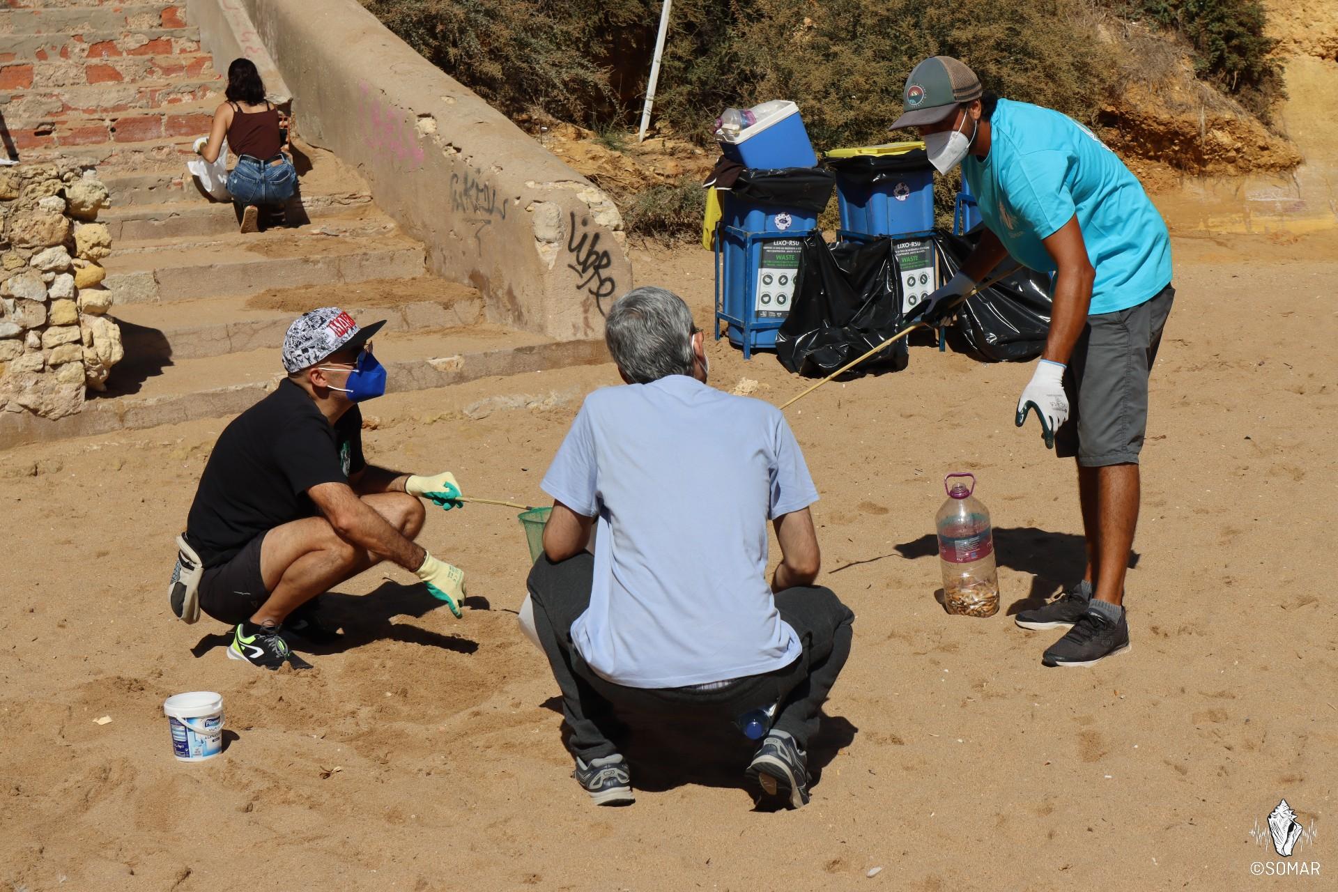 Limpeza Praia dos Estudantes (10)