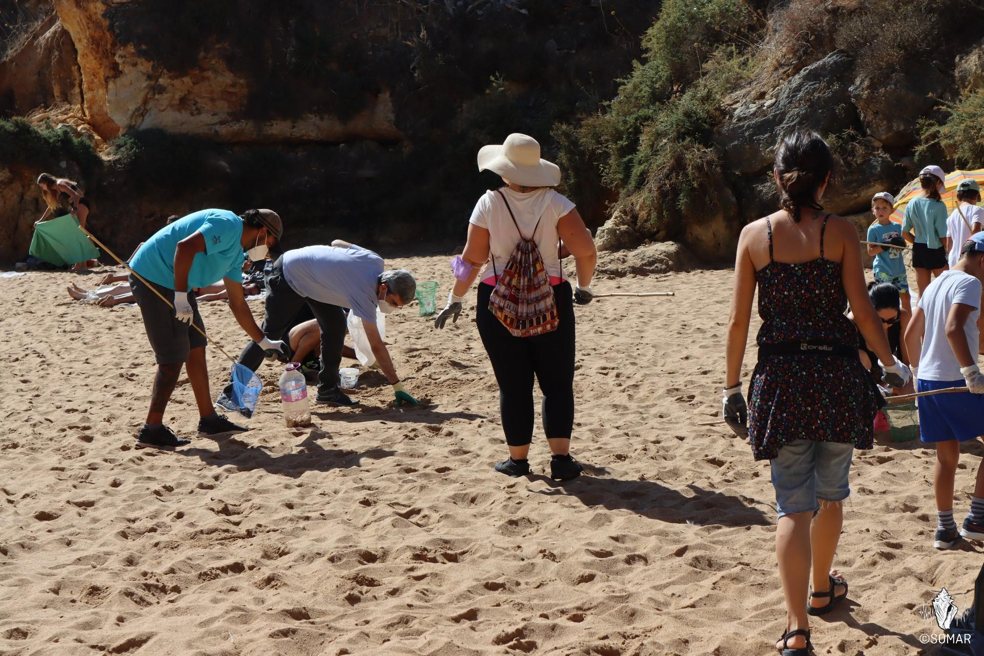 Limpeza Praia dos Estudantes (12)