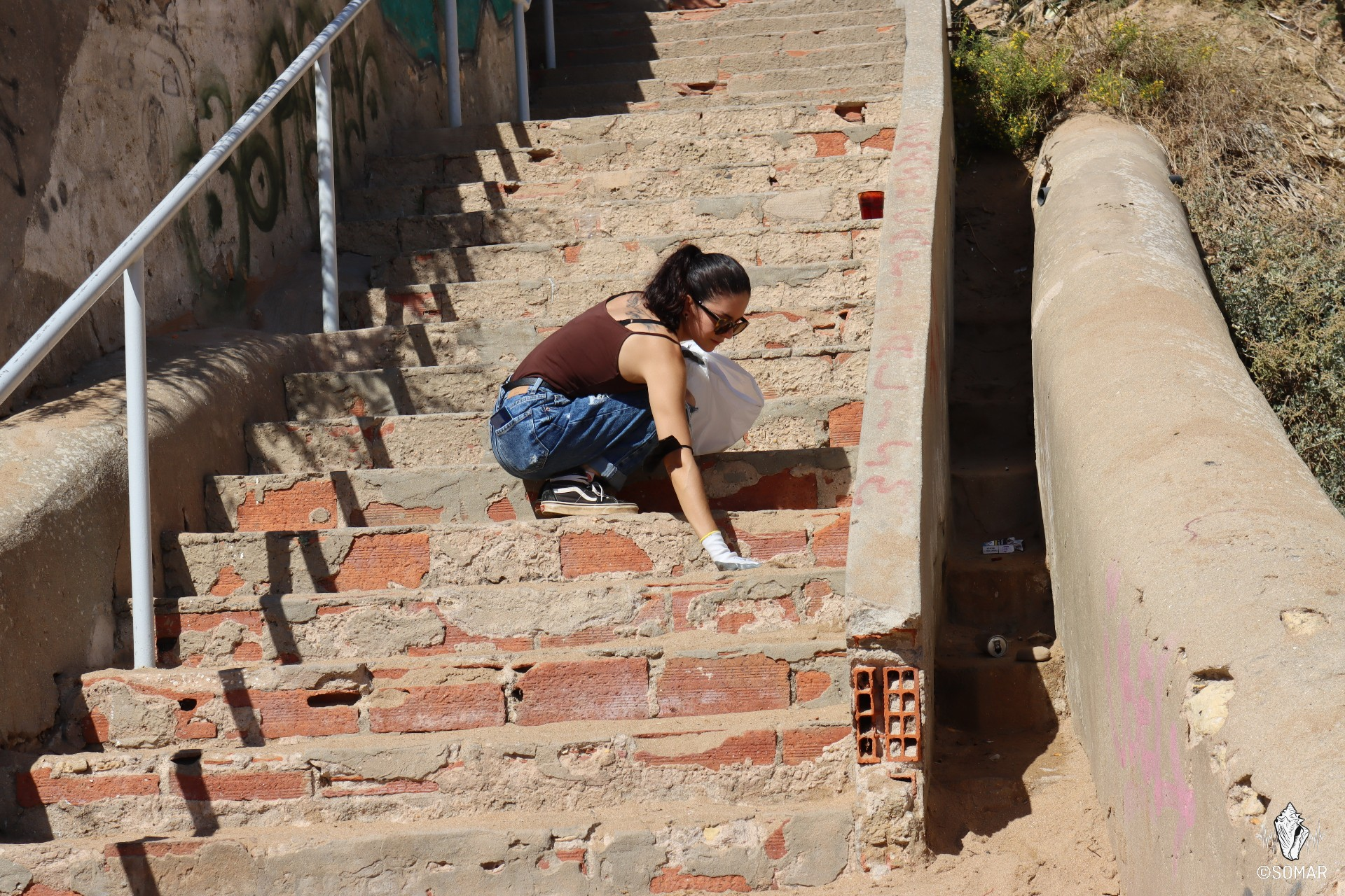 Limpeza Praia dos Estudantes (14)