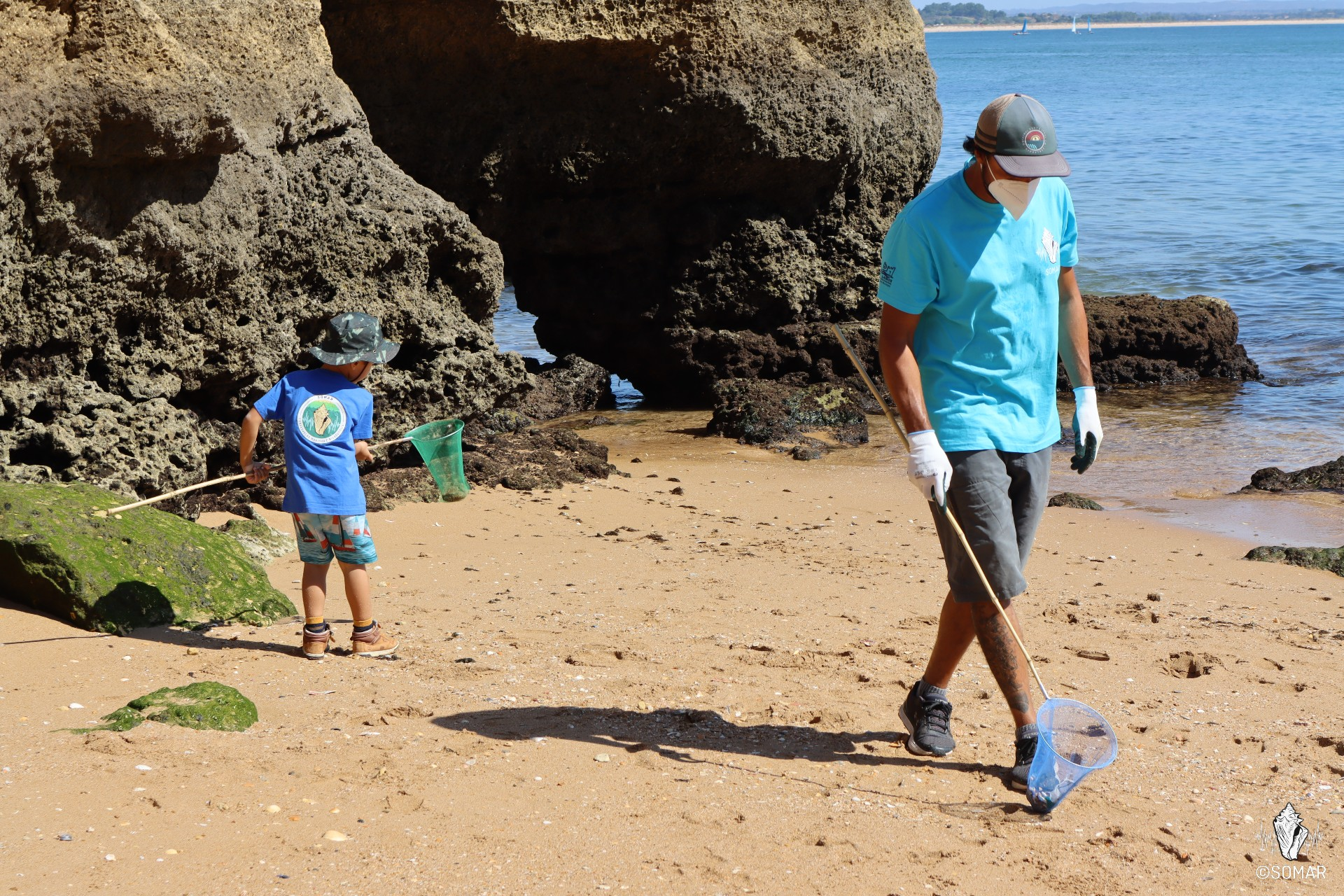 Limpeza Praia dos Estudantes (24)