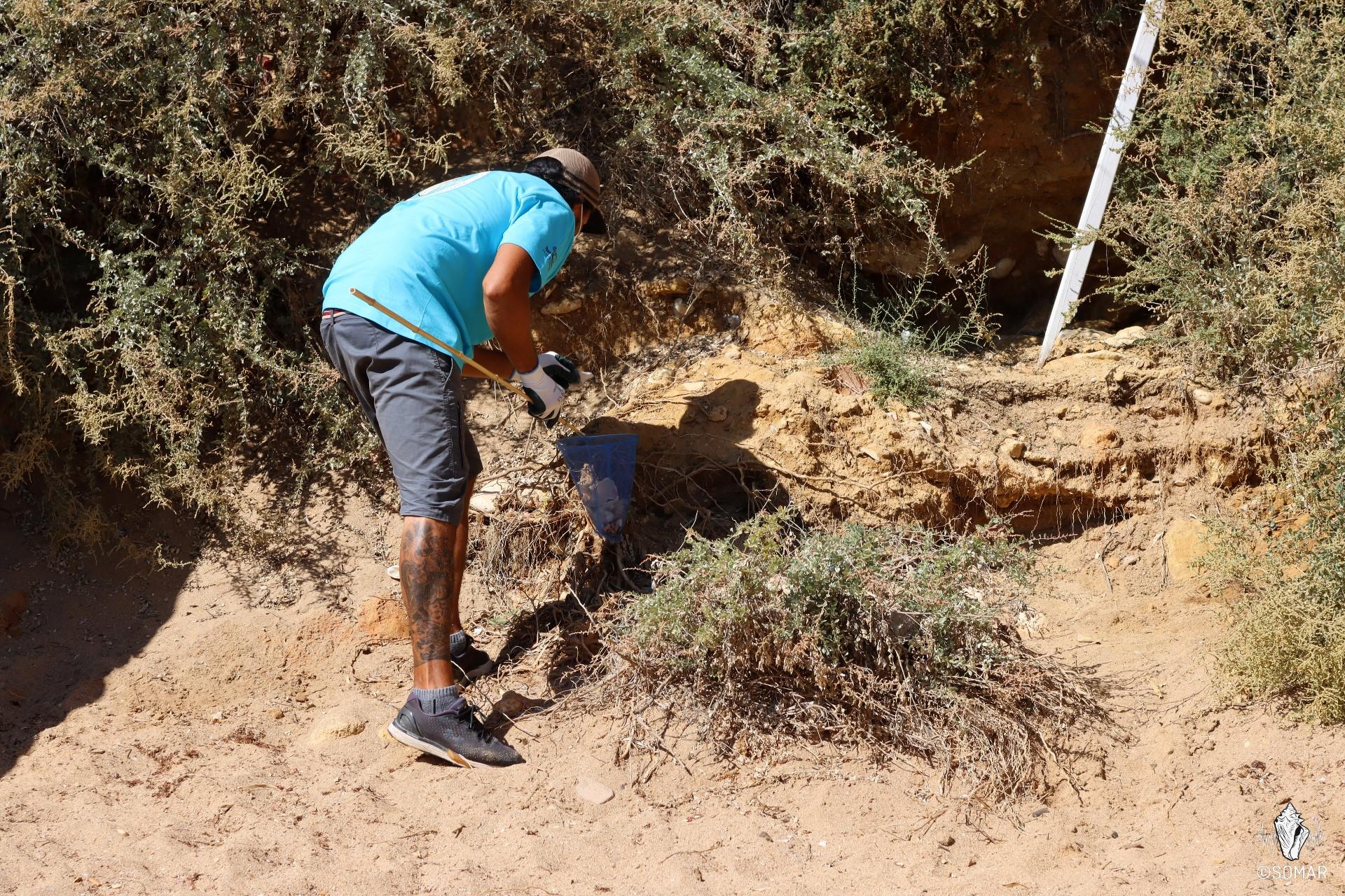 Limpeza Praia dos Estudantes (29)