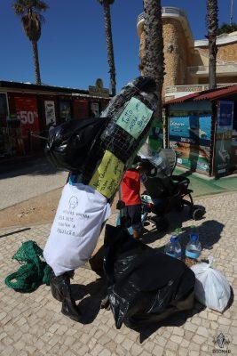 Limpeza Portimão - escultura (2)