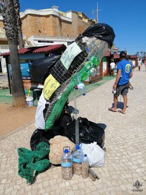 Limpeza Portimão - escultura (3)