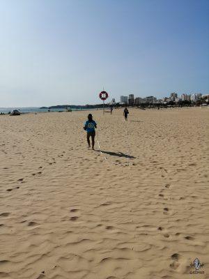 Limpeza Portimão - praia (2)