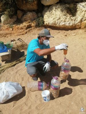 Limpeza Praia dos Estudantes (34)