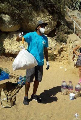 Limpeza Praia dos Estudantes (36)